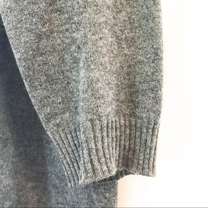 Eileen Fisher Sweaters - Eileen Fisher | gray cashmere pullover sweater M